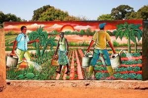 La terre n'attire plus les jeunes africains