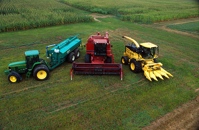 Le futur de l'agriculture à l'ordre du jour. Photo: wikimédia.org