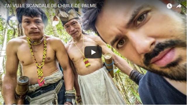 Capture d'écran YouTube - Julien Donzé